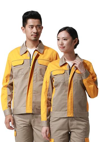 sbf胜博发999胜博发厚纱卡驼色黄色插色长袖反光条sbf胜博发老虎机