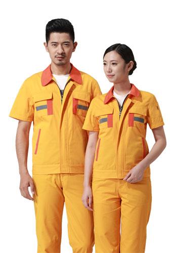 sbf胜博发999胜博发细斜纹黄色短袖反光条sbf胜博发老虎机