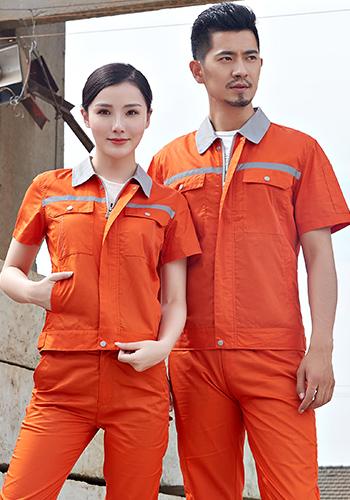 sbf胜博发999胜博发细斜纹桔红色短袖sbf胜博发老虎机