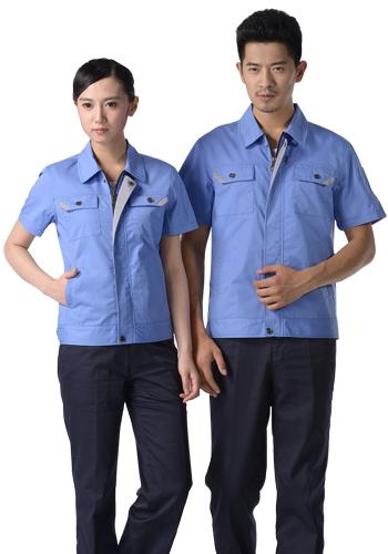 sbf胜博发999胜博发斜纹天蓝超薄短袖sbf胜博发老虎机